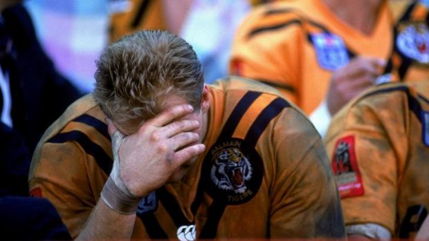 Tough road ahead: Wests Tigers' glory years are a thing of the past.