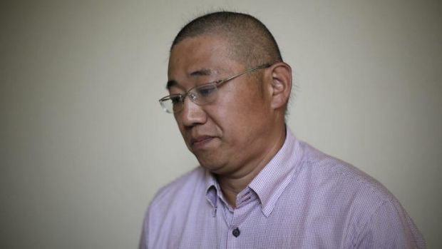 Kenneth Bae is serving a 15-year sentence in North Korea for plotting to overthrow the government.