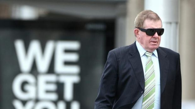 Peter Slipper, pictured arriving at the ACT Magistrates Court in July, will appeal his fraud conviction.