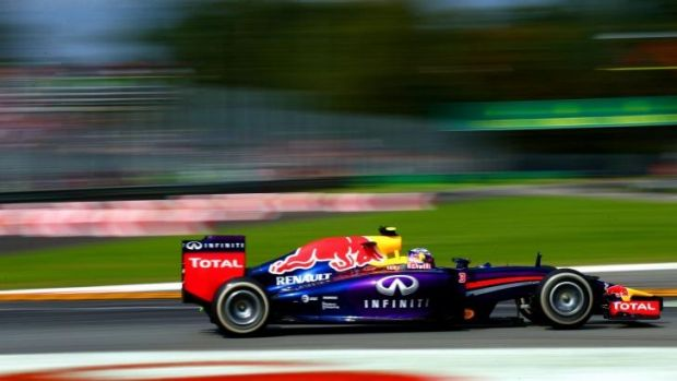 Daniel Ricciardo remains in third spot in the championship, and it seems unlikely that he can catch Nico Rosberg and ...