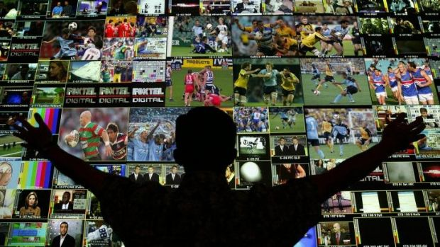 Free-to-air TV channels say Foxtel should be paying to rebroadcast their services.