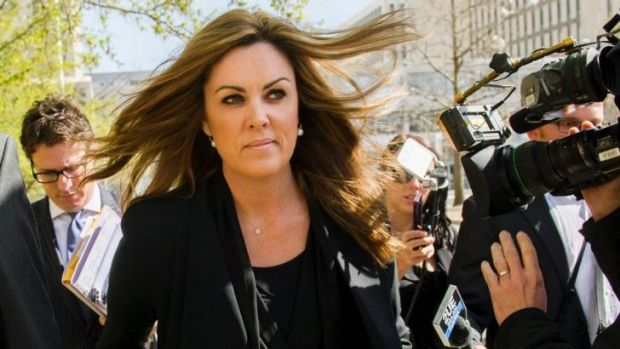 Peta Credlin: Arguably the country's most powerful woman.