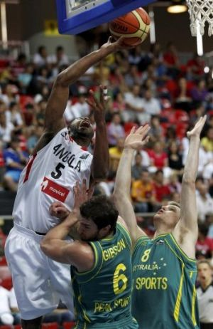 Australia were poor in their loss to Angola.