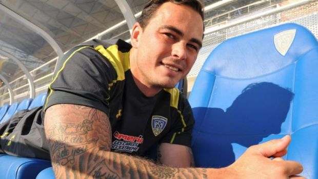 Innocent party: former All Black Zac Guildford was assaulted while out with teammates.