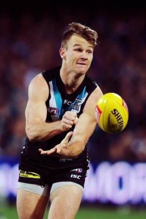 Robbie Gray has already won the coaches gong.
