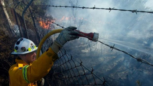 This summer's fire season likely to be an active one, authorities say.