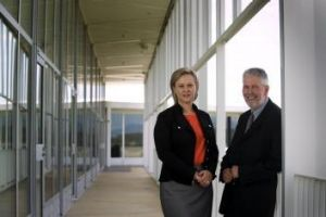 A million-dollar gift by Michelle Melbourne's software company will help transform ANU's administrative practices.