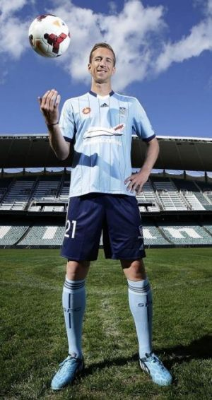 Sydney FC recruit Marc Janko won't make the trip to Canberra.