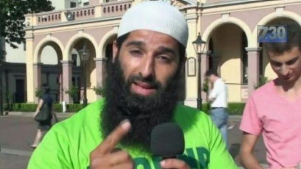 Recruiter: Mohammad Ali Baryalei.