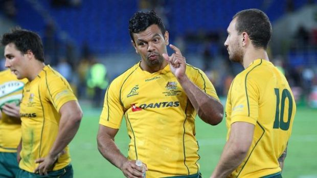 This is how worried Link is: Wallabies coach Ewen McKenzie isn't losing any sleep over the fact two of his top ...