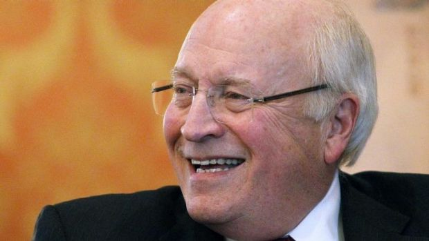 Former US vice-president Dick Cheney is a foreign policy hawk.