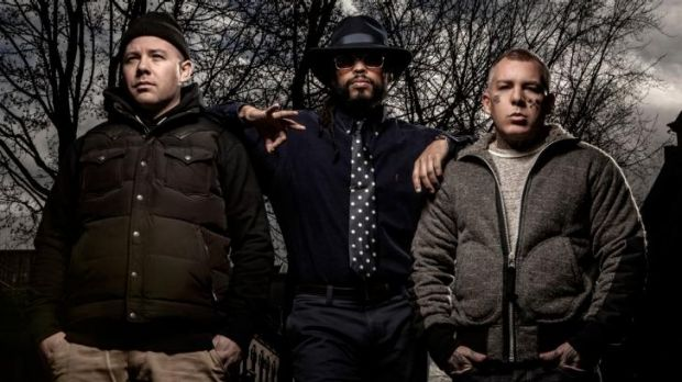 Canadian hip-hop group The Swollen Members will be performing at ANU Bar.