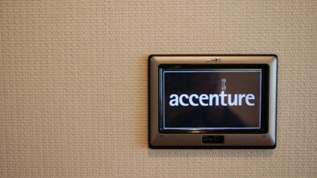 The ATO is considering a proposal within its existing contract with Accenture.
