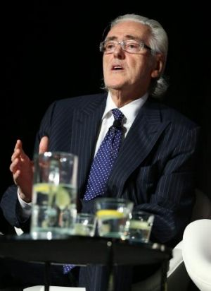 Village Roadshow co-chairman Graham Burke