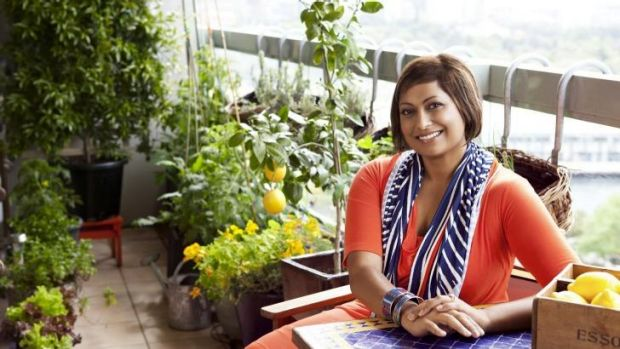 Indira Naidoo suggests people with limited or no gardening experience start very small.