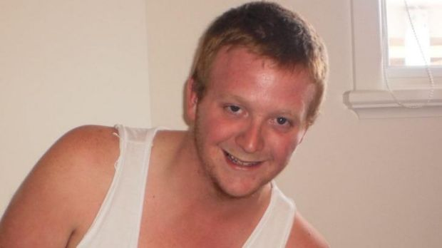 Shaun Wright who was stabbed to death with a beer bottle in a random killing.