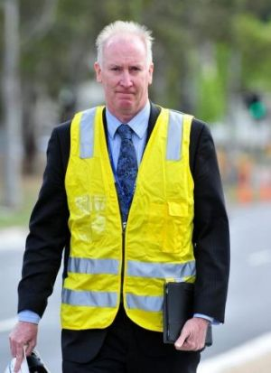 ACT Work Safety Commissioner Mark McCabe says operators in this sector of concrete industry have a cavalier approach to ...