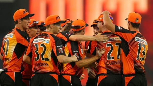 Perth Scorchers are looking for success in the Champions League.