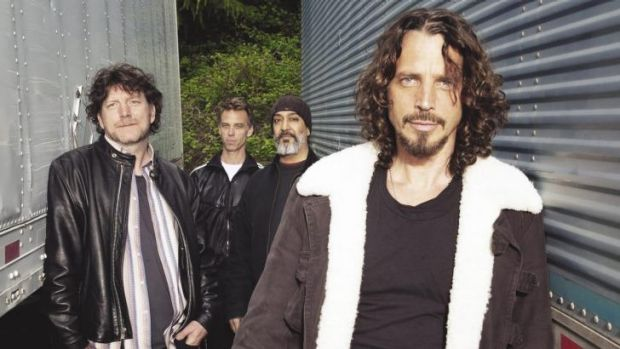 Soundgarden are returning to Australia as one of the headliners for next year's Soundwave festival