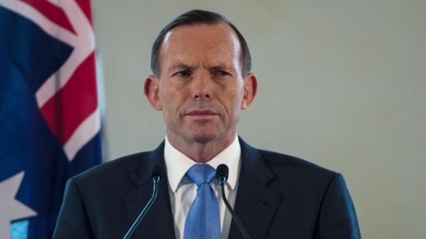 Australian Prime Minister Tony Abbott has announced his intention to visit Ukraine as well as send 'non-lethal' military ...