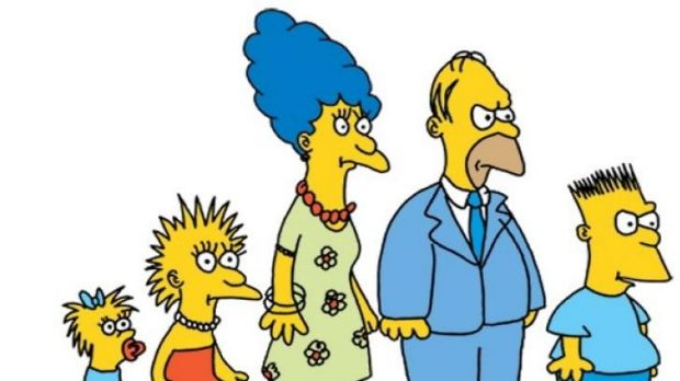 Sketchy: The original incarnation of <em>The Simpsons</em> was very different from the modern version.
