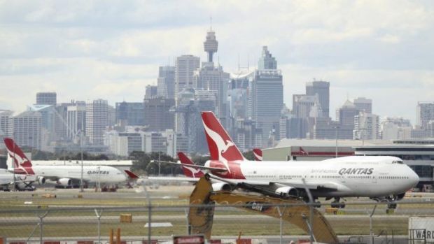 The Australian Federal Police have left explosives at Sydney Airport.