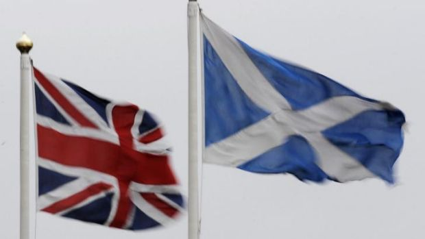 Despite Scotland's strengths, there is a fear campaign being waged by the British government, the media and, of course, ...