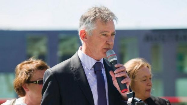 """Canberra Racing chief executive Peter Stubbs says: """"The positives could be that we attract horses with group wins or ..."""