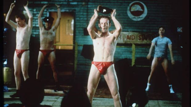 Smart, sweet, moving and funny: <i>The Full Monty</i>.