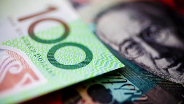 No single event signalled the Australian dollar's sharp dip this week.