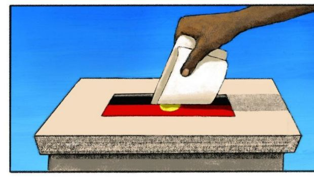 Constitutional question: At present, securing the level of consensus needed for a successful referendum is difficult work.
