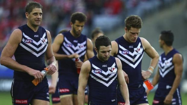 Liam Ducey predicts another upsetting result for Dockers fans.