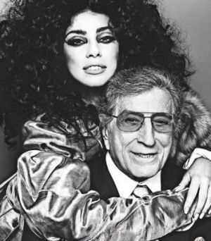 Lady Gaga and Tony Bennett.