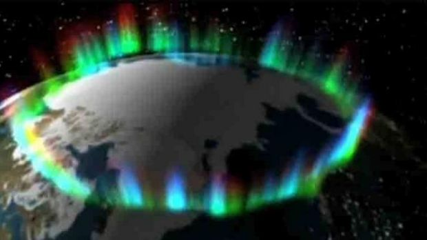 aurora borealis solar storm today - photo #29