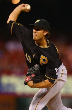 Former Canberra Cavalry pitcher John Holdzkom has graduated to the MLB with the Pittsburgh Pirates.
