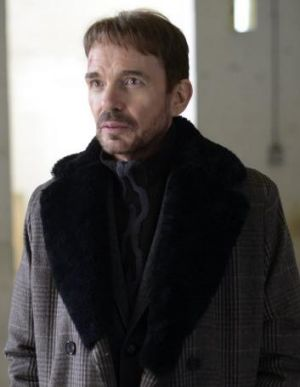 Billy Bob Thornton as hitman Lorne Malvo in <i>Fargo</i>.