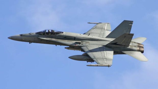 Military assets: Super Hornet fighter jets will be deployed, along with special forces soldiers and 400 air support ...