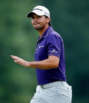 Trying to get healthy: Jason Day.