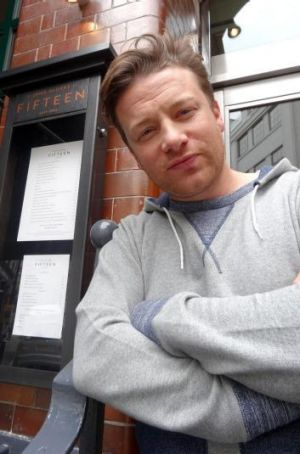 """Reheated: Jamie Oliver borrowed """"lovely jubbly"""" from Del Boy. Not a lot of people know that."""