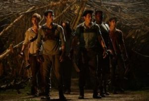 Trapped: <i>The Maze Runner</i> questions - do you try and find a way to escape or stay and settle?