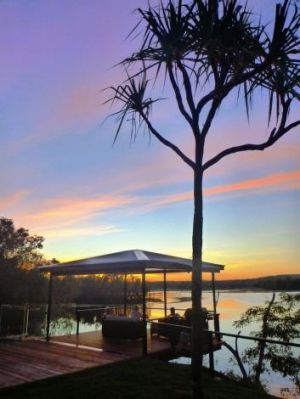 Image from the website of remote luxury retreat Crystalbrook.