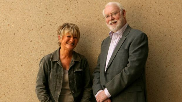 A beloved duo: Film critics Margaret Pomeranz and David Stratton are calling time on their 28-year on-air partnership.