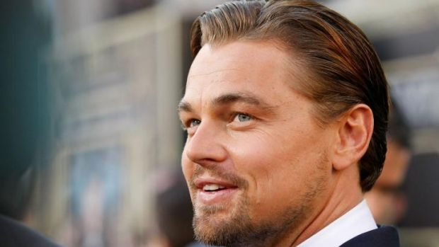 Leonardo DiCaprio's new leading role as UN climate envoy.