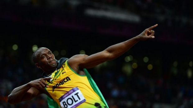 Half price: fans will be able to see Usain Bolt attempt to win a third Olympic 100m crown at Rio 2016 for fifty per cent ...