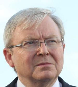 Former prime minister Kevin Rudd has had his extra perks wound back.