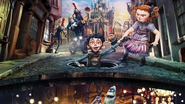 The Boxtrolls delivers intricate animation and a convoluted plot.