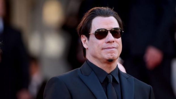 "John Travolta ""doesn't care"" about the allegations made by his former employee that they were romantically involved."