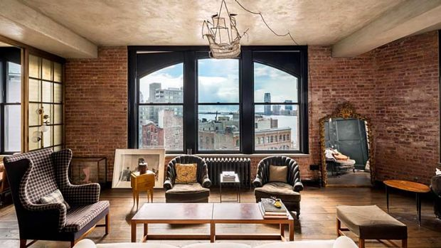 kirsten dunst rents out her 3 million new york apartment