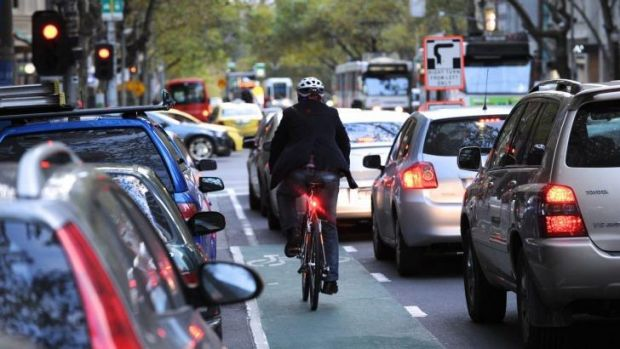 More separated bike lanes are needed to prevent cycling injuries.