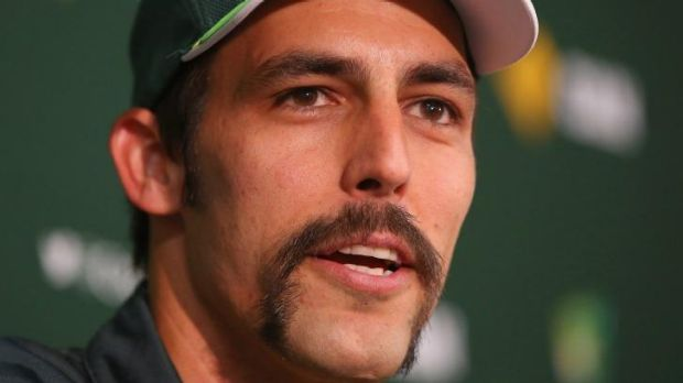 Mitch Johnson has been troubled by a rib injury.